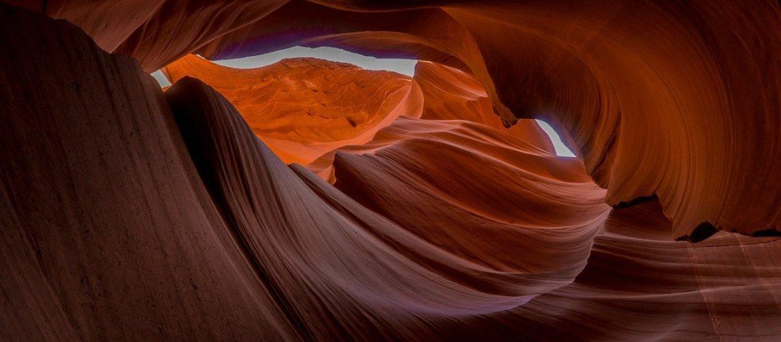 antelope canyon, sandstone, geology
